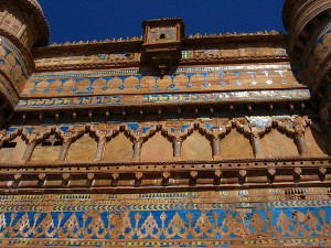 Gwalior Fort detail