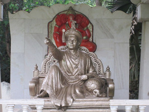 His Highness Madhavrao Peshwa