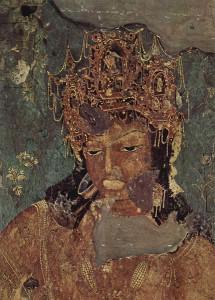 Indischer Maler