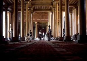 Jamia Masjid Prayers