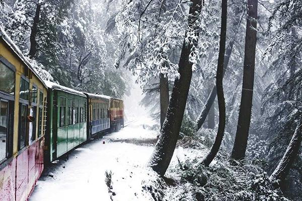 Kalka-Shimla-Train