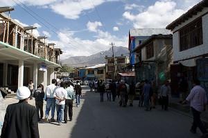 Kargil bazaar