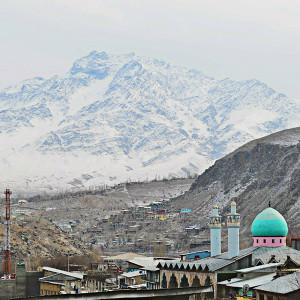 Kargil city