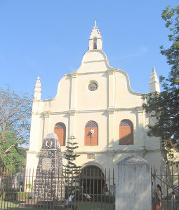 Kerala St. Francis Church 1