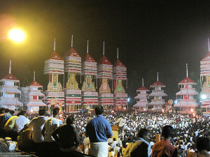 Kettukazhcha at Chettikulangara Devi temple