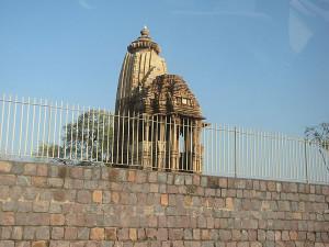 Khajuraho Chaturbhuj Temple