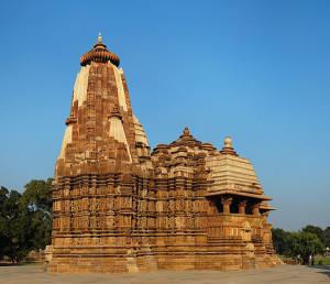 Khajuraho Devi Jagadambi Temple