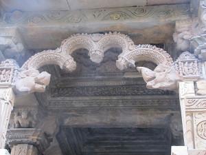 Khajuraho Javari Temple Makar Arch Photographer