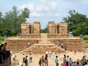 Konark Sun Temple view