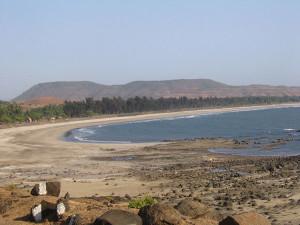 Kondivali beach