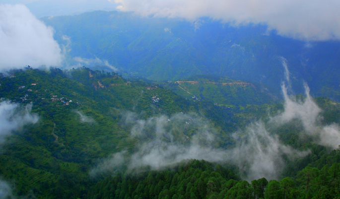 Hill Resorts & Glaciers in Uttarakhand