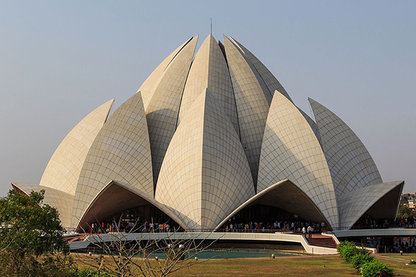 Lotus_Temple_in_New_Delhi