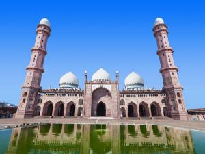 Madhya Pradesh Bhopal Taj Ul Masjid