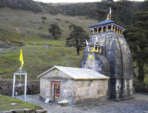 Madhyamaheshwar Temple Uttarakhand