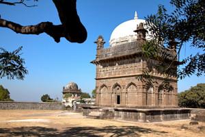 Malik Ambar   Tomb in Khuldabad Aurangabad