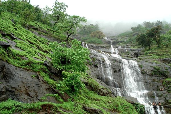 Matheran_waterfall