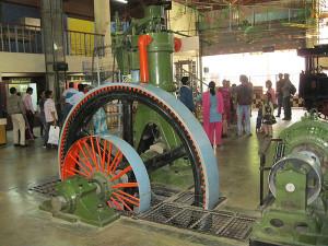 Mirrlees Diesel Engine