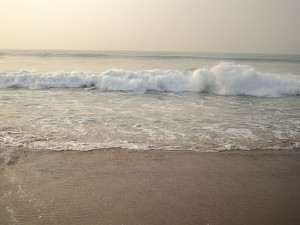 Morning Puri Beach