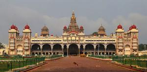 Mysore Palace Morning