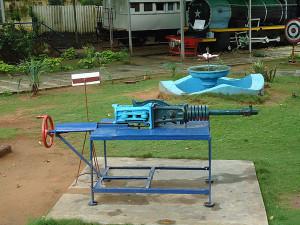 Mysore Rail Museum Trail Mechanical Part
