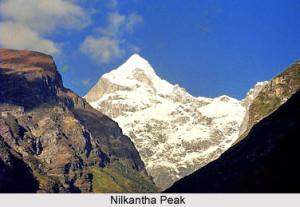 Nilkantha Peak Uttarakhand