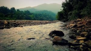 Palpala River near lulung Similipal National Park