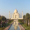 Panoramic View of TajMahal