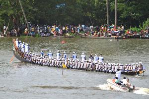 Punnamada Boat Race DSW