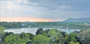 Salim Ali Lake