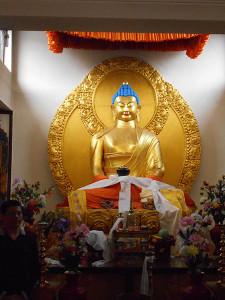 Shanti Stupa 2