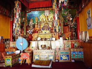 Shanti Stupa   Japanese Peace Temple Leh