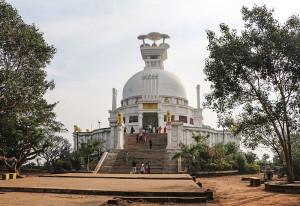 Shanti Stupa Dhauli 01
