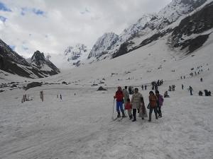 Sonamarg Thajiwas glacier