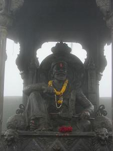 Statue of Shivaji Maharaj