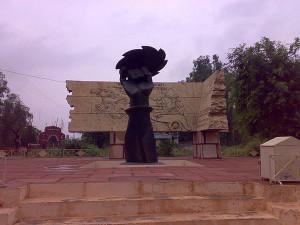 Sudarshan Chakra Chowk near NIT   Kurukshetra