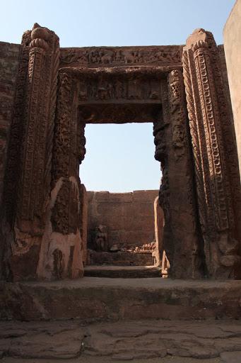 Mandapa doorway.