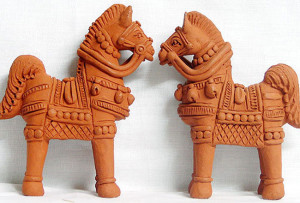 Terracotta and Clay Sculptures