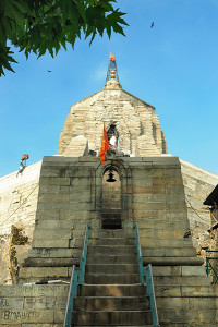 The Ancient Shankaracharya Temple