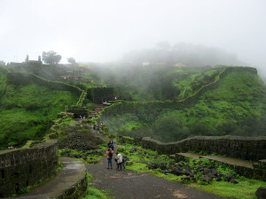 The Pratapgarh Fort