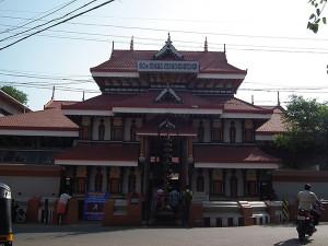 Thiruvambadi Temple