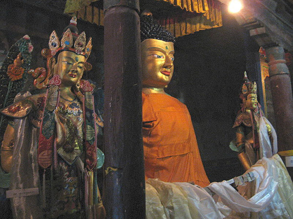 Tikse_shakyamuni_Buddha