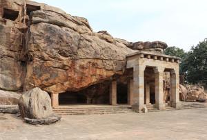 Udayagiri Caves   Hathi Gumpha e1465461832896