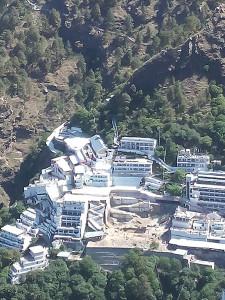 Vaishno Devi Temple arena