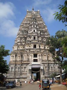 Virupaksha TempleHampi