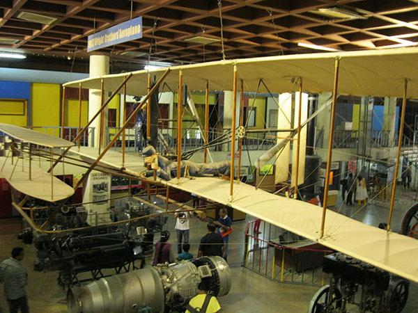 Visvesvaraya_Museum_Inside