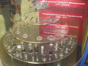 generations of Microprocessors