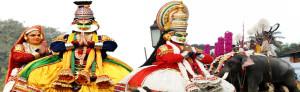 kerala tourism holidays banner