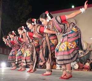 orissa folk dances