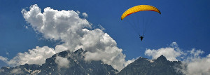 paragliding in sonmarg