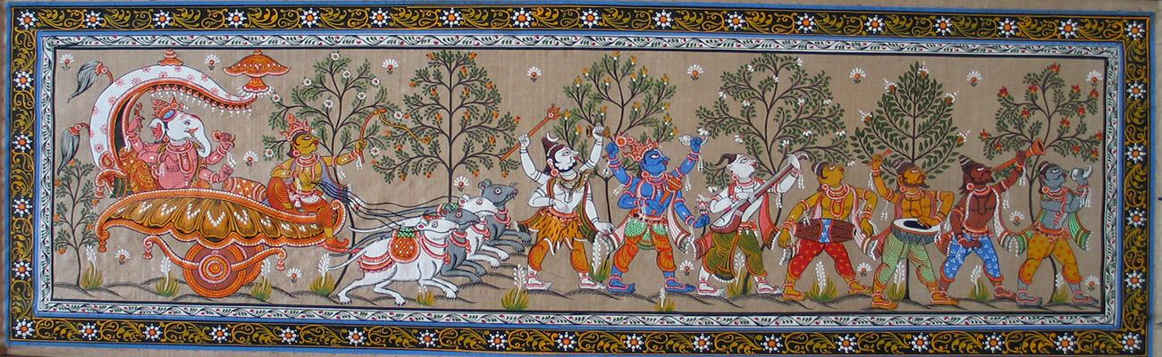 Orissa – Land of the White tiger